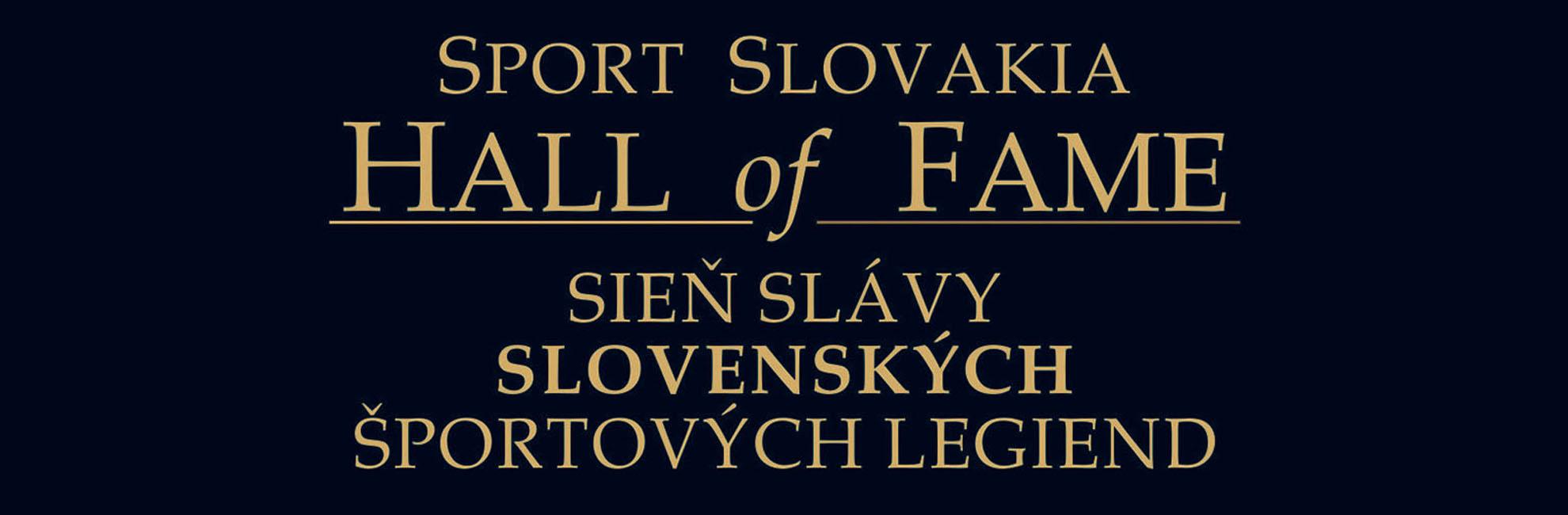 Sport Slovakia Hall of Fame